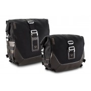 LG008 Legend Gear Saddlebag Set Left LS1 (9.8 l) / Right LS2 (13.5 l). Par de Alforjas LS1 y LS2 con Cinturón | PRODUCTO UNIVERSAL