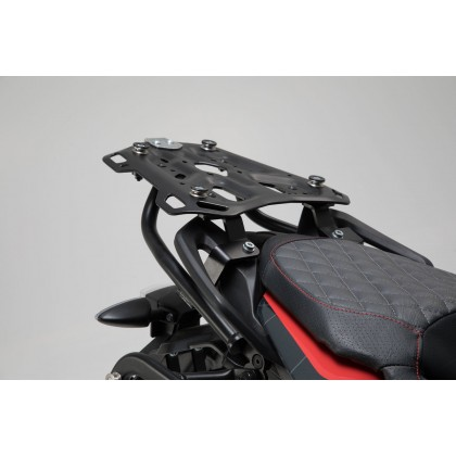 TC066 Top Case URBAN ABS. 16-29 l. ADVENTURE-RACK Black. BMW S1000 XR (15-).