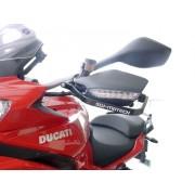 CP007 Kit seguridad para protectores manos de manillar KOBRA. Ducati Multistrada 1200 10-12 // Multistrada 1200 S 10-12