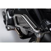 BD001 Protecciones de motor superiores. Acero inoxidable. R1200 /1250 GS,LC (16-)/Rallye (17-).