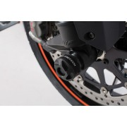 D0003B Kit de tope anticaidas para el eje delantero. Negro. KTM