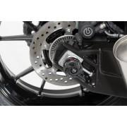 D0009B Kit de tope anticaidas para el eje trasero. Negro. Modelos BMW