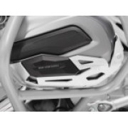 BD003 Cylinder Protection Silver. In pairs. BMW R 1200 GS (13-).