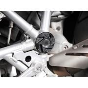D029 Set de tapones BMW R 1200 GS 08-12 // R 1200 GS Adventure 10-13 // R 1200 R 07-11 // R 1200 ST 05-09
