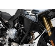 BD006 Protecciones laterales de motor. Negro. BMW F 750 / 850 GS (18-).