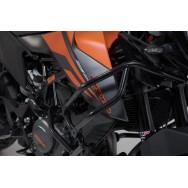 D009 Protecciones sup. de motor ..