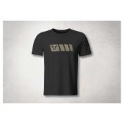 Legend Gear camiseta. Negro. Talla L.