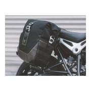 LG010 Legend Gear Side Bag Set BMW R nineT (14-). Juego de Alforjas LC1 Izquierda y LC2 Derecha con soporte                                                   | Soportes específicos por moto