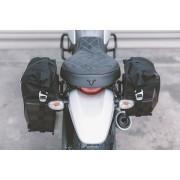 LG013 Legend Gear Side Bag Set Ducati Scrambler (15-). Juego de Alforjas LC1 Derecha y LC2 Izquierda con soporte Soportes específicos por moto