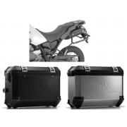 * MLTI016 Maletas Laterales TRAX ION (Plata o Negro) Soporte EVO Yamaha XT 660 Z Ténéré (07-16)