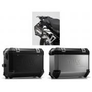 * 0MLTIPRO0025 Maletas Laterales TRAX ION (Plata o Negro) Soporte PRO BMW F 750 GS, F 850 GS/Adv (18-)
