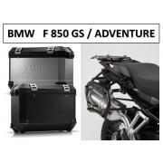 * 0MLTIPRO002 Maletas Laterales TRAX ION (Plata o Negro) Soporte PRO BMW F850GS / Adventure (17-)