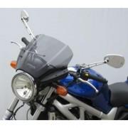 "OUT011 MRA Varioscreen (Estilo ""SPS"") universal parabrisas para motocicletas tipo naked, crucero, enduro, dual y deportivas."