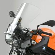 PN081 Z Technik / Parabrisas cristalino / ALTO 48.3 cms ANCHO43.2 cms / BMW F 800 R