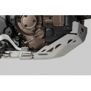 A025 Skid Plate. Honda CRF 1000 L África Twin (15-). Plata