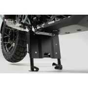A012B Extensión Skid Plate para Parador central. Negro. BMW.