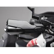 ACP009 Kit de protectores de manos KOBRA. Negro. BMW /  MV Agusta Brutale 800, Yamaha.