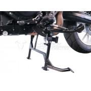 A107 Caballete central. Negro. BMW F650/700GS Opción de baja suspensión