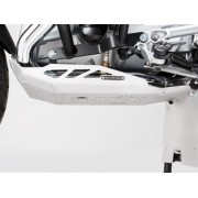 A000 Protector de motor. Plateado. BMW R 1200 GS LC / Adventure (13-).